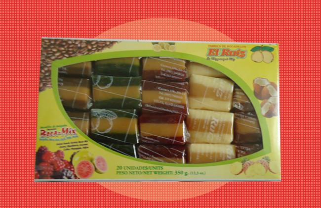 Boca-mix x 20 unds