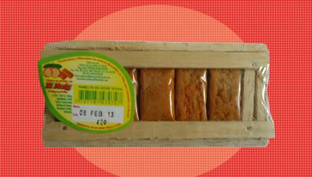 Guacal de Panelitas x 10 unds