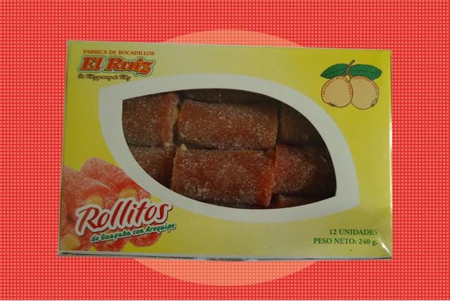 Rollitos x 12 unds