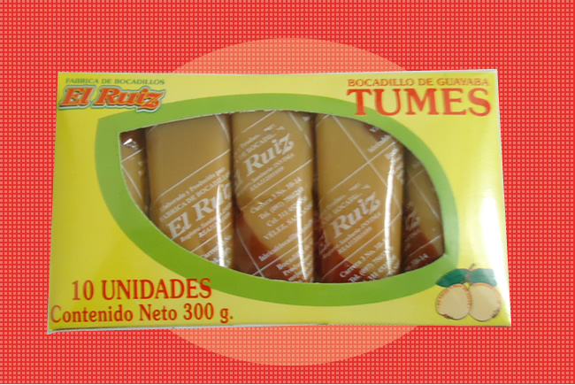 Tumes x 10 unds 300 grs