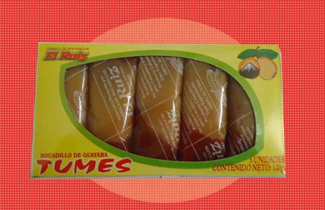 Tumes x 5 unds
