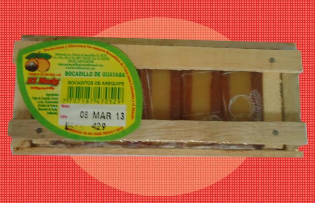 Guacal de Bocaditos x 10 unds